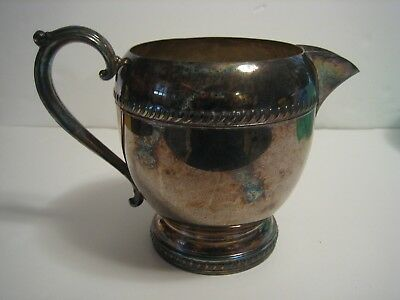 PITCHER, Silver-plated 6