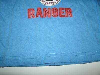 Oshkosh Boy's T-Shirt Long Sleeve Blue Brown Orange Size 3 Months New 5