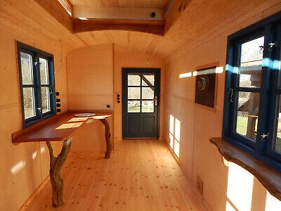 Ferienwohnung, Bauwagen, Zirkuswagen, Atelier, Büro, Hausboot, Wohnwagen 6