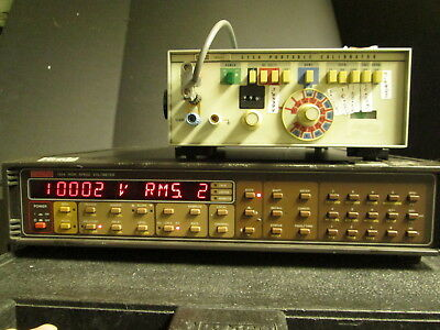 Keithley 194A Dual Channel Voltmeter RMS AVG Math 32K buffer High speed 5