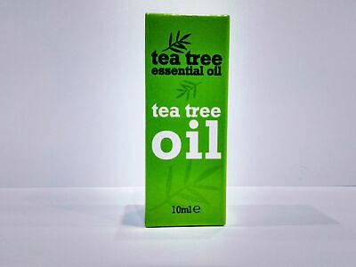 Tea Tree Essential Oil 10ml Melaleuca Alternifolia Anti Fungal Skin Nails Fast 2