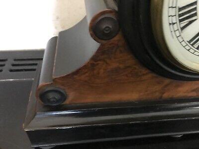 Drum Head Victorian Fuse Clock 4