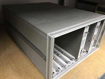 HP 4142B Main Frame ,Module DC Source /Montitor Hewlett Packard ID-AWW-7-4-002 2