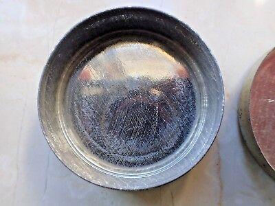 Antike Apotheker Dose Blechdose mit Aufdruck *Zugsalbe* 5