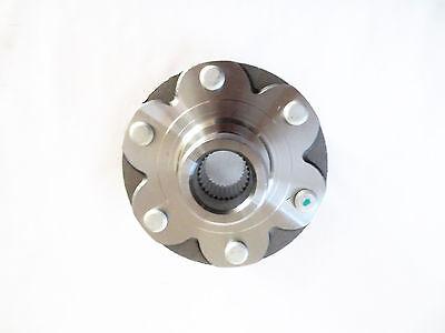 Front Left /& Right Wheel Hub /& Bearing Set For TOYOTA TUNDRA//4RUNNER//SEQUOIA 4x4