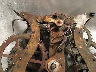Seth Thomas # 18 Clock Movement Part 5