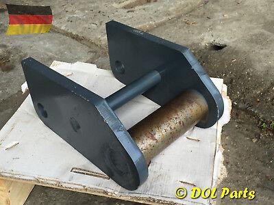 Anschweißrahmen passend Schaeff Terex Zeppelin O/&K HR14 TC29 ZR25 ZRH14  RH2.9