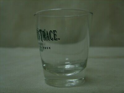 Buffalo Trace Bourbon Whiskey - Promo Branded Glass Barware Shotglass Shot Glass 5