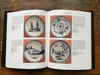 British Blue & White Porcelain Saucers. Over 480 patterns illustrated. Hardback 5