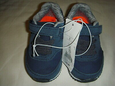 Cat /& Jack Chase Toddler Boys Sneakers New with Tags Navy Choose Size