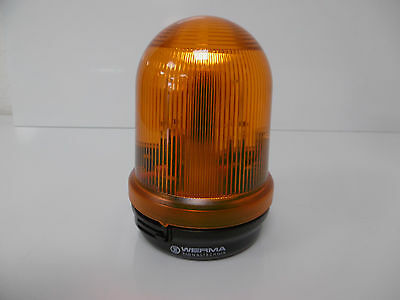 Werma Blitzleuchte  828 100 55 BM 24V DC RD NEU OVP