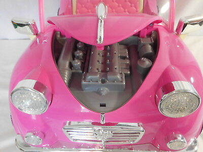 "Our Generation Retro Convertible Car Cruiser fits American Girl//18"" Dolls Gotz"