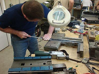 LEARN TO HANDSCRAPE & Biax Power Scrape Dvd For Machinery Ways