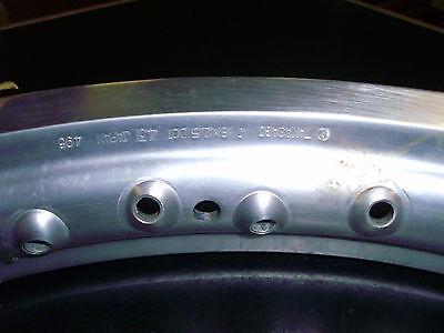 CERCHIO POSTERIORE 2.15 X 18 36 RAGGI YAMAHA 50 DT R 2003-2004