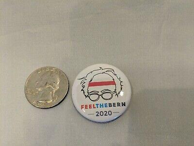 "Four 1.25"" Bernie 2020 Pins, You choose designs 9"