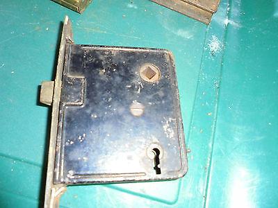 Three Lock Inserts See No Names  Vtg 3