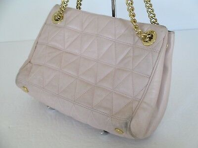 0bf8e1c4582a ... Michael Kors Scarlett Medium Messenger Soft Pink Leather $328.00 3