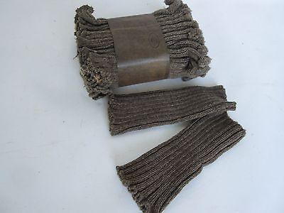 Vintage Stulpen Pulswärmer Bavarian Wool Cuffs Lago 1941 Heritage Rugged Guys 3