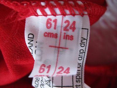 """Girls Scarlet Knickers Sz 24"""" (fit 23-26 Waist) UK Made QUALITY Bri Nylon NEW! 5"""