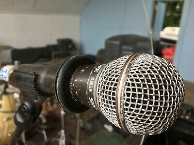fits most mics Trombone microphone reflector shield for live sound monitoring