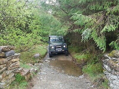 JULY 2019 Land Rover Driving Experience with 90 Dirty Adventures any Saturday 9