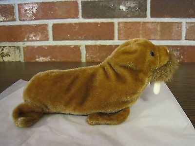1cf26d715ca ... 2 of 11 1999 Ty Original Beanie Baby--Paul--The Walrus--Date Of