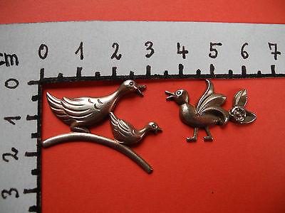 Zierteile Metallbeschläge Vogel T 51/17 3