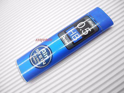 1 x Pentel PG515 Graphgear 500 0.5mm Mechanical Pencil for Arts +Pencil Leads 3
