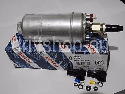 ✶GENUINE BOSCH 044 External Fuel Pump E85 0580254044 300LPH RB 2JZ 1JZ SR20  13B