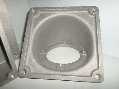 *NEW IN BOX* CROUSE HINDS AJ78 PIN&SLEEVE 200-Amp RECEPTACLE ANGLE BACK BOX 200A 10