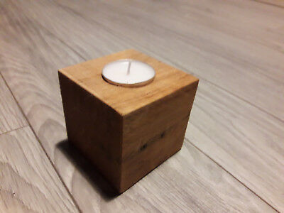 Que Faire Avec Cube De Palette photophores bougeoirs en cube de palettes avec bougie - eur 5,00