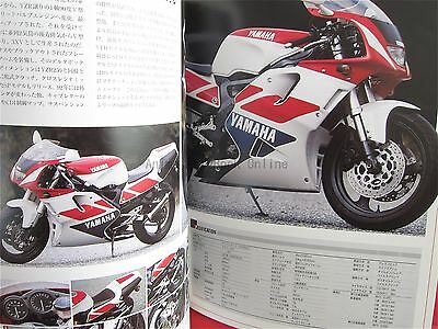YAMAHA 2 STROKE Motorcycle Owner's Bible Book