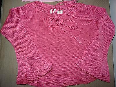 Ensemble rose leggins rayé, pull, gilet, 2 paires de chaussettes Taille 2 ans 6
