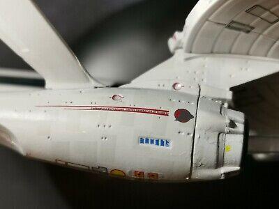 Star Trek Starships EAGLEMOSS USS Enterprise NCC-1701-A REFIT DECALS ONLY 7