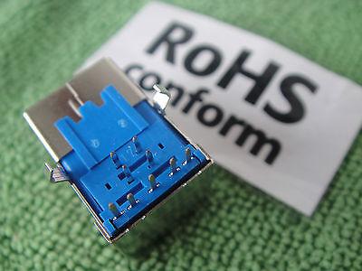 2pc Hi-Speed USB 3.0 Jack B Female Socket Connector 4 Printer Injet Deskjet US17 2