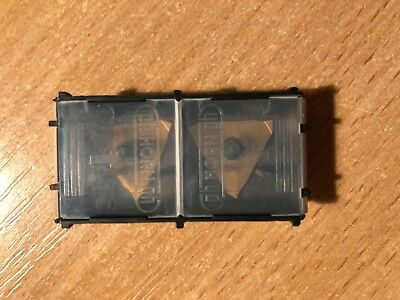 2PCS PH HORN Carbide GROOVING MILLING inserts MILL 611.PL61.62 T125