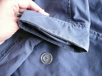 GAP Girls Washed Blue fully lined double breasted Swing Style jacket coat XL13 6