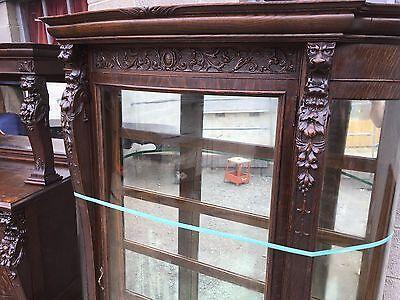 R.j. Horner 9 Pc. Oak Griffin Dining Room Set