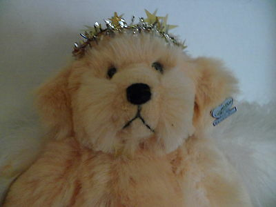 Annette Funicello Guardian Angel Bear Numbered W/ Certificate Excellent Cond. Annette Funicello