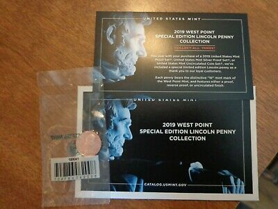 2019 W Lincoln Cent Penny Premium Proof Coin FIRST EVER  IN STOCK READY TO SHIP 3