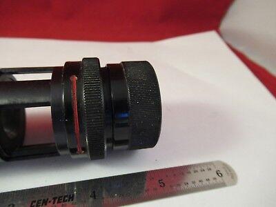 Sauvage Heerbrugg Suisse Miroir + Iris Diaphragme Microscope Pièce Optiques 5