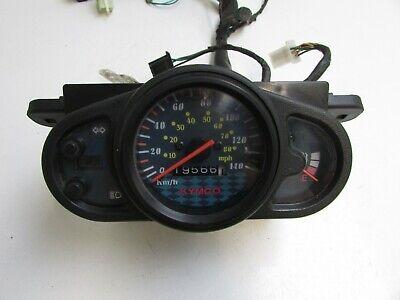 Kymco Agility 125 Clocks Speedo Instrument, 19,566 KM, 2015 J11 3