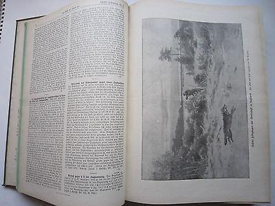 """""""Wild und Hund""""  23. Jahrgang Januar - Dezember 1917, Hege,Pirsch 4"""