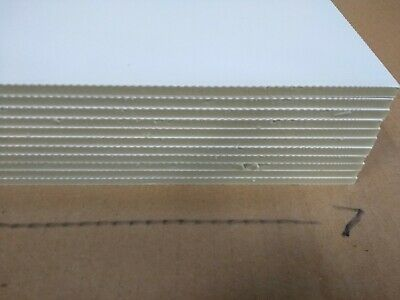 FOAMBOARD - 5 mm A4 10 sheet pack -  White Foam Core Board 2