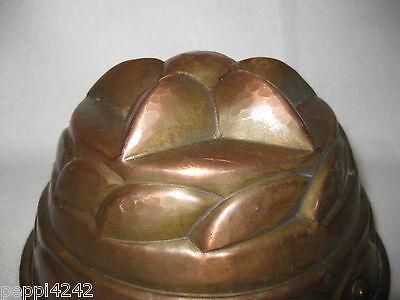 ++ kleinere alte  schöne Kupfer Backform Kupferform   ++Hhj 2