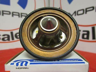DODGE RAM 2500 3500 Engine Thermostat Cummins DIESEL NEW OEM MOPAR