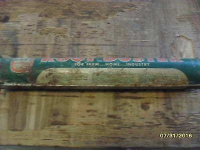 Antique Root Buster Metal Piston Type Poison Sprayer 3