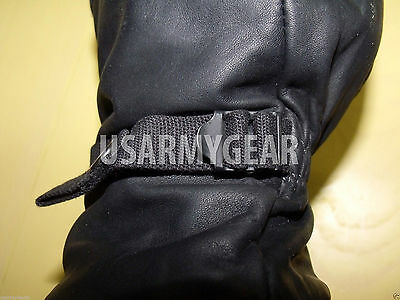 Army Leather Cold Wet Weather ICW Quality Size 3 Gloves XS,S,M Medium Womens Kid 10
