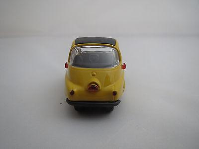 """gelb Schuco Piccolo 05036  Renault  Alpine  /""""Rallye San Remo/"""" 1:90  OVP !"""