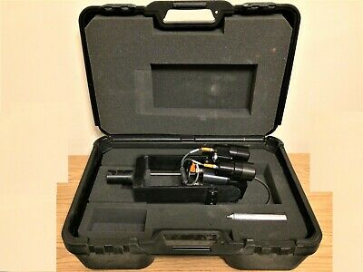 Cues Quick Zoom Video Inspection Pole Camera QZ350-10 Man Holes Tanks 9